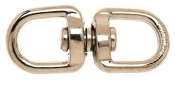 "Campbell T7640302 5/8"" Swivel, Double End, Round Eye, Die Cast"