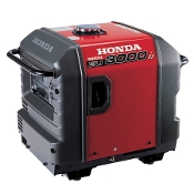 Honda EU3000IS Generator -  3000 Watt