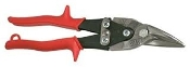 WISS M1R LEFT CUTTING SNIPS RED