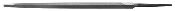 Nicholson 14224M - SLIM TAPER FILE 6IN
