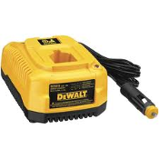 DEWALT  DC9319 1 HR VEHICLE CHARGER 7.2-18VLT