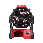 MILWAUKEE 0886-20 M18 JOBSITE CORDLESS FAN