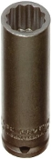 "PROTO J7320 - 1/2"" Drive 5/8"" 12-Point Deep Impact Socket"