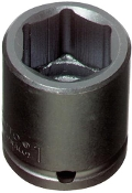"PROTO J7421M - 1/2"" Drive 12mm 6-Point Metric Impact Socket"