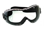 IRONWEAR 3930-C GOGGLE, CLEAR POLYCARBONATE