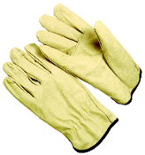 DRIVERS GLOVE (BLUE BAND)X-LARGE