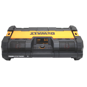 DEWALT DWST08810 - TOUGH SYSTEM MUSIC & CHARGER