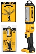 DEWALT DCL050 - 20V MAX HAND HELD LED AREA LIGHT