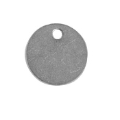 C.H. Hanson CHH41843 1-1/4 ROUND STAINLESS STEEL TAGS
