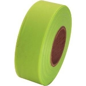 C.H. Hanson CHH17001 - FLAG TAPE GLO LIME