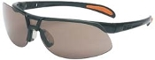UVEX S4201X PROTEGE GRAY SAFETY GLASSES A/F