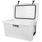 RTIC 45 QT WHITE COOLER