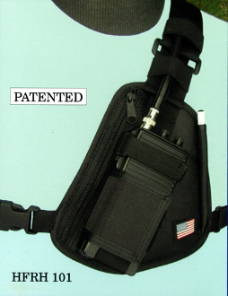 MIS296 RCH101 RADIO CHEST HARNESS