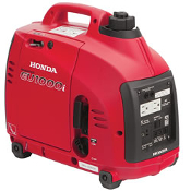 HONEU1000T1A 1000 WATT INVERTER GENERATOR