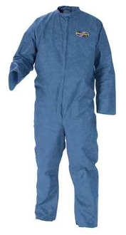 KCP58506 KLEENGUARD BLUE COVERALLS A20 3XL BY CASE