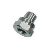 "EAGLE PRO EAB-201B 3/8"" MALE COUPLER"