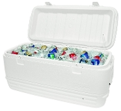 IGLOO 44577 120 QT POLAR ICE CHEST COOLER
