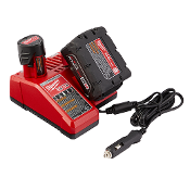 MILWAUKEE 48-59-1810 M18 & M12 VEHICLE CHARGER