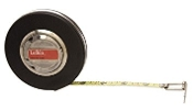"Lufkin HW223 3/8"" x 50' Banner Yellow Clad Tape Measure"