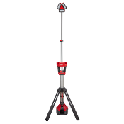 MILWAUKEE 2135-20 M 18V STAND SITE LIGHT
