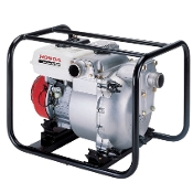 "HONDA WT20 Heavy-duty 2"" construction trash pump"