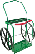 CYLINDER CART WITH STEEL WHEELS 021-24-24