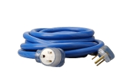 Coleman Cable 1917 8/3 STW 6-50 Welder Extension Cord