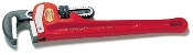 "Ridgid 31000 6"" Pipe Wrench, Red"