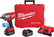 "MILWAUKEE 2864-22 High Torque Impact Wrench 3/4"" Friction Ring"