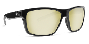 COSTA SLACK TIDE SHINY BLACK FRAME W/ SUNRISE LENS