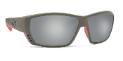 COSTA TUNA ALLEY RACE GRAY FRAME W/ GRAY SILVER MIRROR LENS