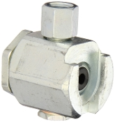Alemite 304300-A Button Head Coupler, Giant Pull-On Type