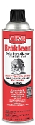 CRC 05089 BRAKLEEN BRAKE PARTS CLEANER CHLORINATED