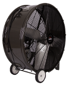 "42""2-SPEED TRIANGLE SHOP FAN"
