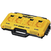 DEWALT DCB104 MULTIPORT SIMULTANEOUS FAST CHARGER