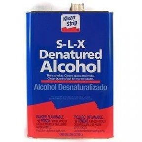 Klean Strip S-L-X Denatured Alcohol 3.785 L.