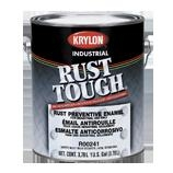 Krylon 00631 Rust Tough® Acrylic Alkyd Enamel (OSHA RED) GALLON