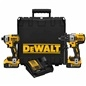 DEWALT DCK299P2 LITH. ION BRUSHLESS  HAMMERDRILL & IMPACT KIT 5