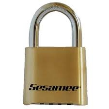 K436 SESAME COMBINATION LOCK