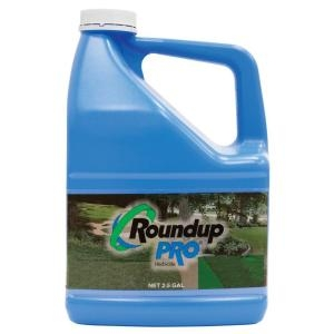 Roundup 2.5-Gallon Concentrate PRO Herbicide 228055