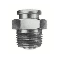 BUTTON HEAD FITTING 3/8