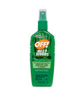 DEEP WOODS OFF PUMP SPRAY 6OZ